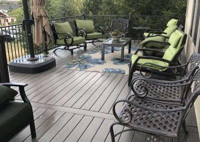 Composite Timbertech Deck – Sandy UT